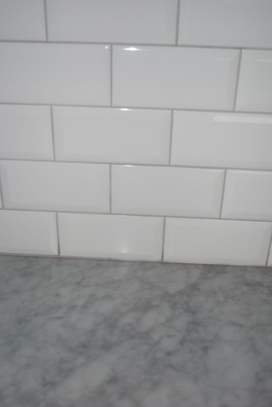 White Tile With Grey Grout MEMEs
