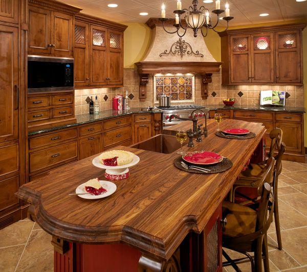 Tuscan kitchen design ideas 2016 2017 fashion trends for Kitchen remodel design ideas
