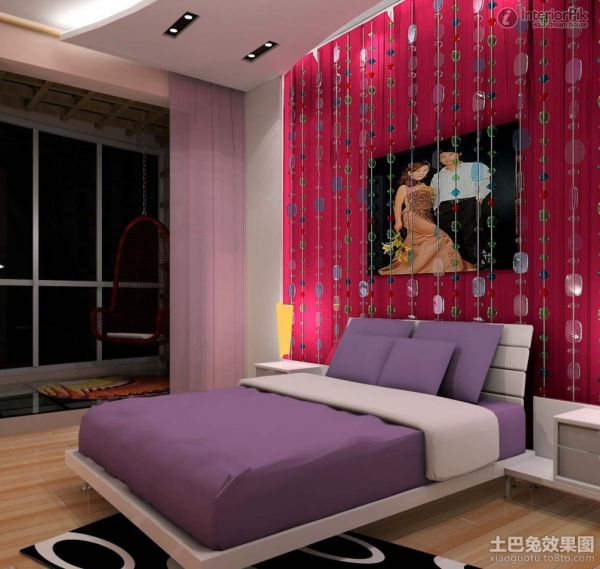 Wedding bedroom decoration 2015 2016 fashion trends 2016 2017
