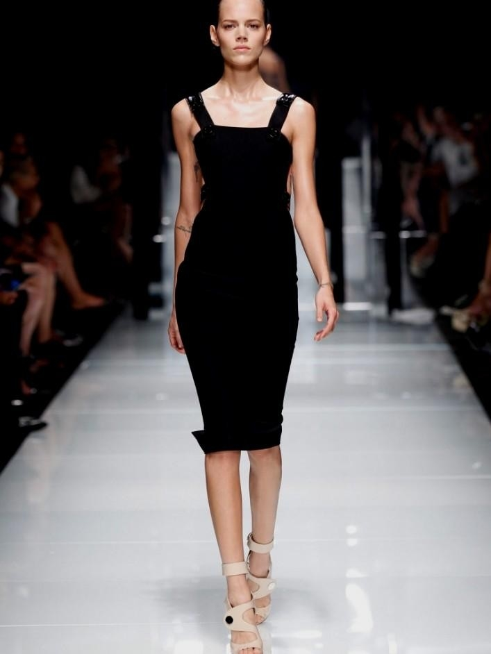 the little black dress chanel 20152016 fashion trends