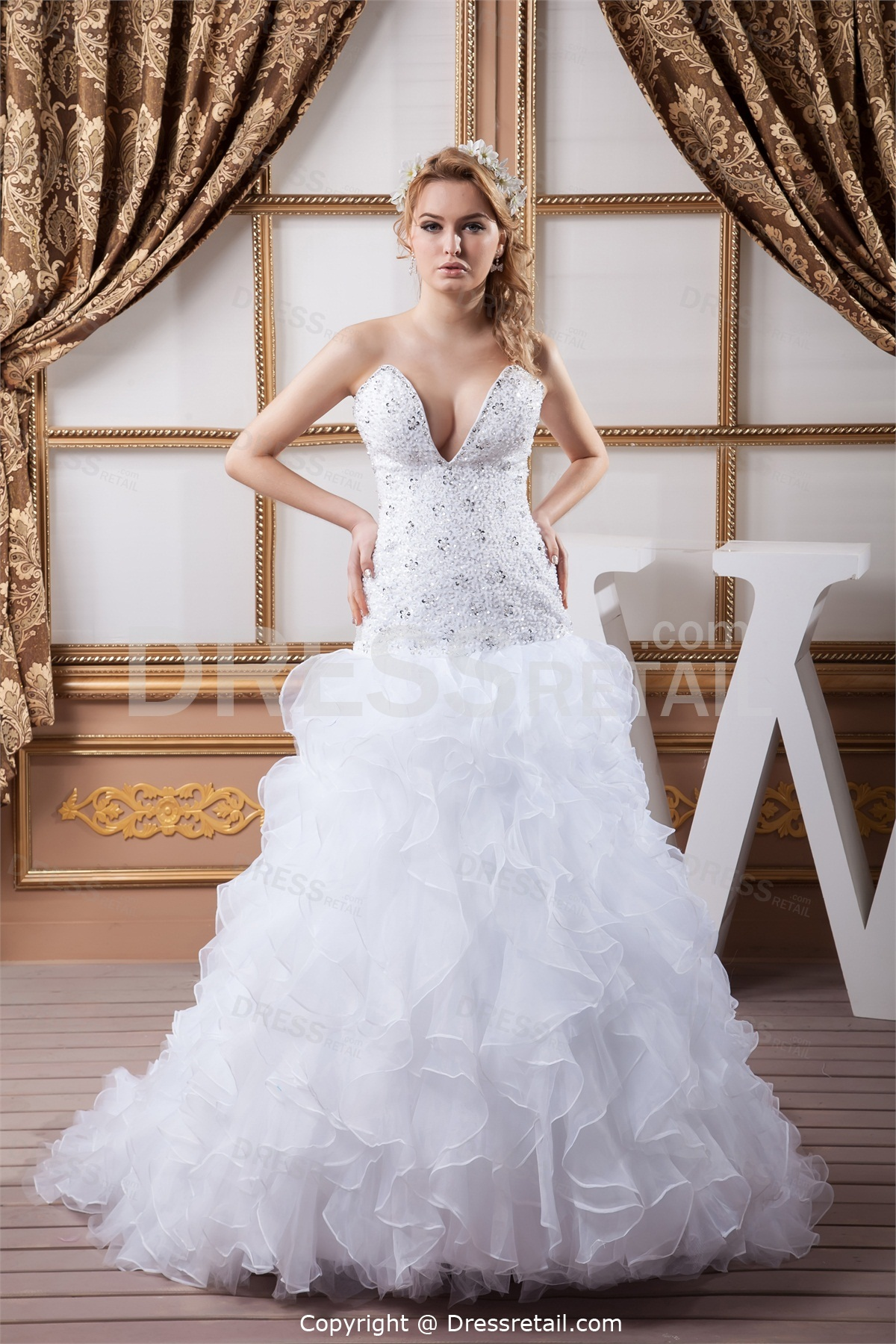 Sexy wedding dresses 2014 2015 fashion trends 2016 2017 for Hot dresses for weddings