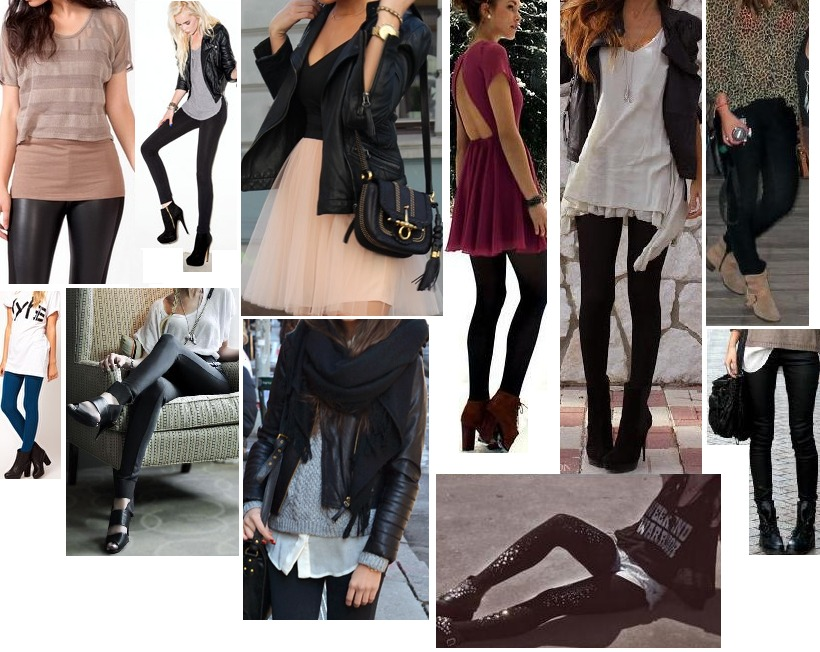 Clothes For Teenage Girls Winter 2014-2015 | Fashion Trends 2014-2015