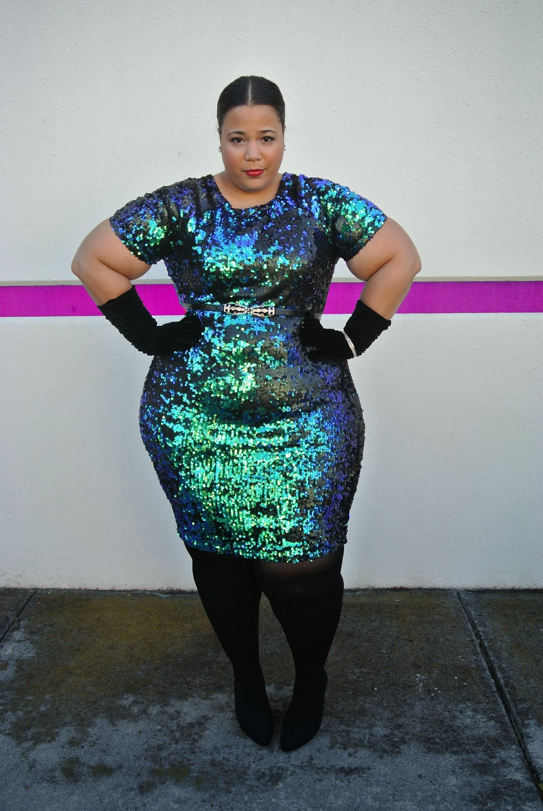 Plus Size Sequin Dress Cheap Shopping Guide We Are