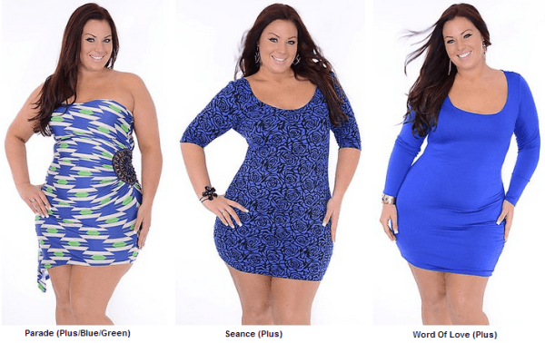 Cute Plus Size Club Dresses – Shopping Guide. We Are Number ...