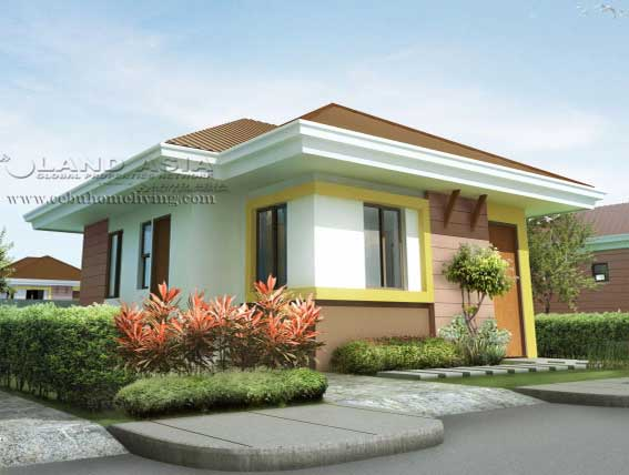 One Story House Design In The Philippines