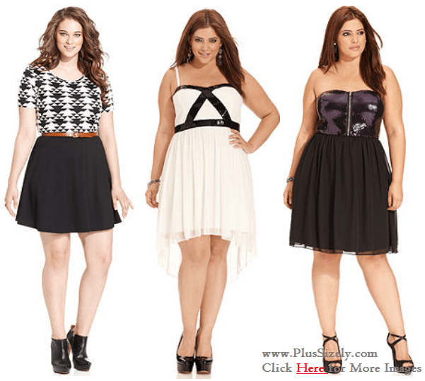 junior plus size clothes