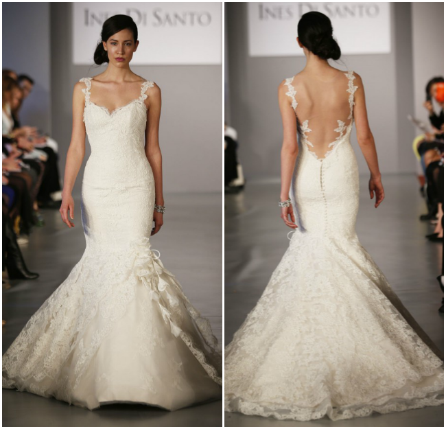 Form Fitting Wedding Gowns: Satin Form Fitting Wedding Dresses