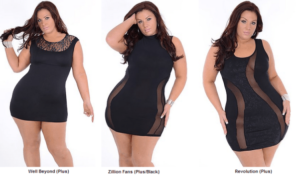 Plus Size Club Dresses With Sleeves – Shopping Guide. We Are ...