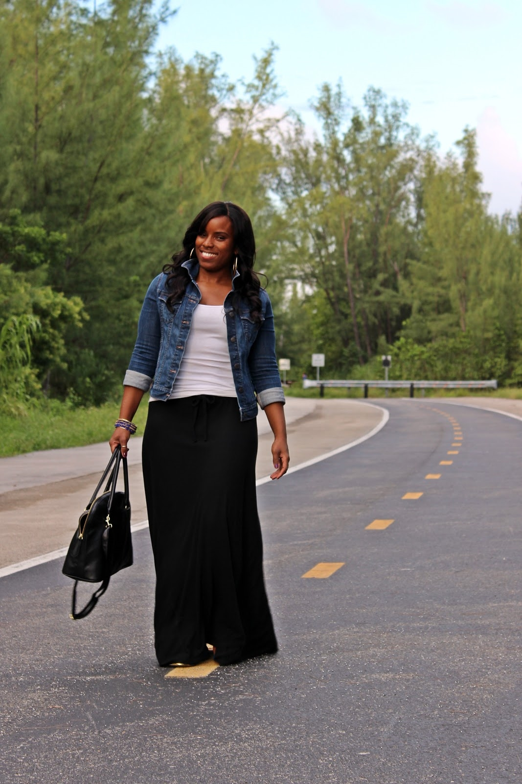 Maxi Skirt Outfits Tumblr Shopping Guide We Are Number