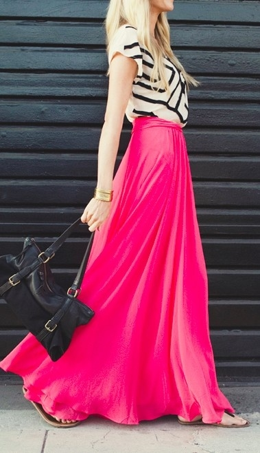 maxi skirt outfits tumblr 20152016 fashion trends 20162017