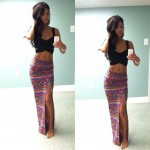 Cute_Outfits_With_Maxi_Skirts_Tumblr_картина_with_Tumblr_Outfits_по_Gavin_Загрузка_изображений_изображения