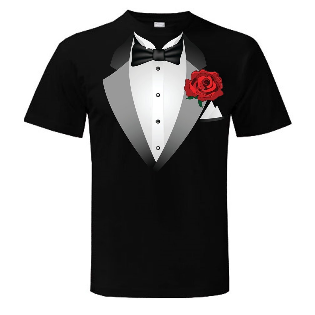 Tuxedo T Shirts For Men MEMEs