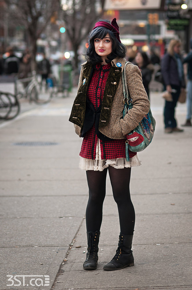Hipster Girl Winter Fashion | www.imgkid.com - The Image ...