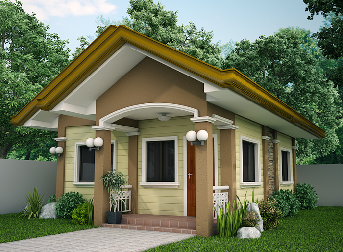 1 - 48+ Low Cost Small House Design With Rooftop Philippines Images