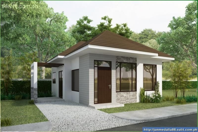 Simple house design in the philippines 2016 2017 fashion for Filipino small house design