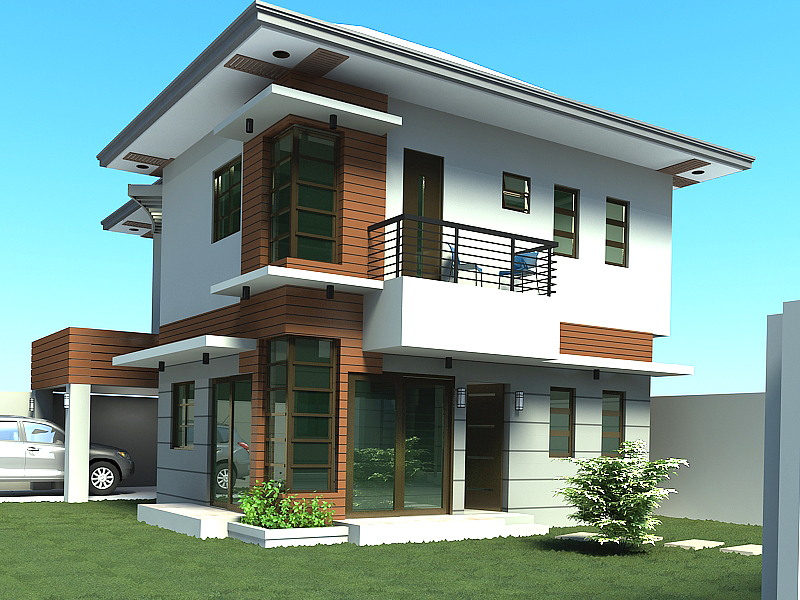 coo455 1 - 28+ Simple Small Two Storey House Design Gif