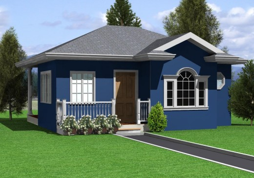 Simple house design in the philippines 2016 2017 fashion Free simple house plans to build