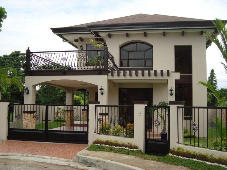 Simple house design in the philippines 2016 2017 fashion for Simple home design philippines