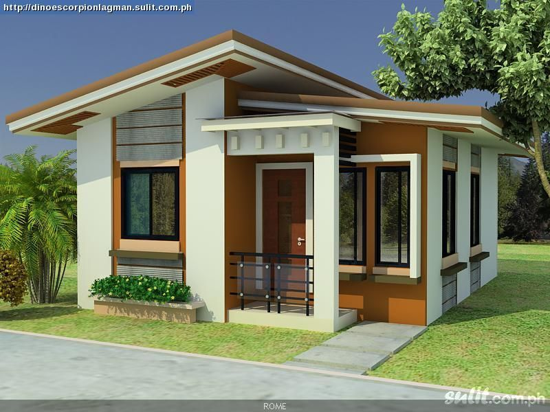 cool3947 - 24+ Modern Small House Design Ideas Philippines Images