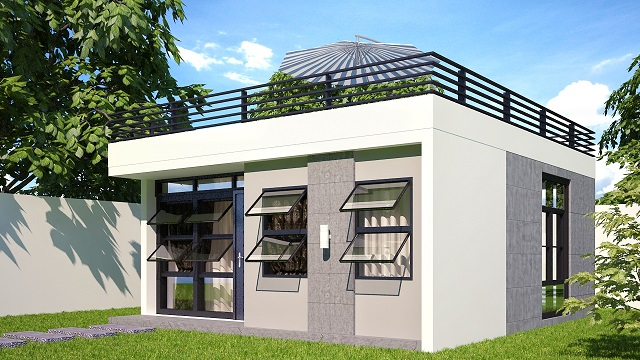 cool47 - Download Philippines Small Box Type House Design Pics