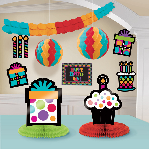Birthday Decoration For Room Image Inspiration Of Cake
