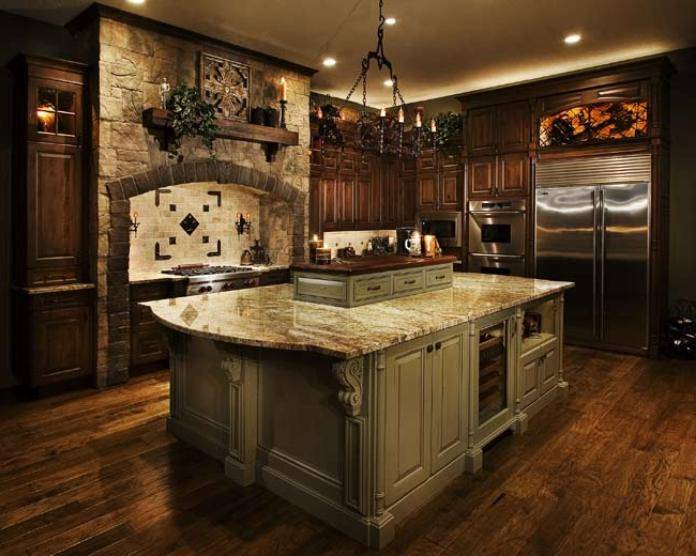 Tuscan kitchen design ideas 2016 2017