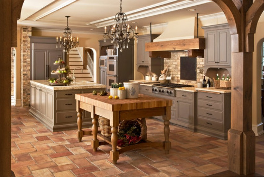Tuscan kitchen design ideas 2016 2017 fashion trends for Kitchen ideas 2017 images