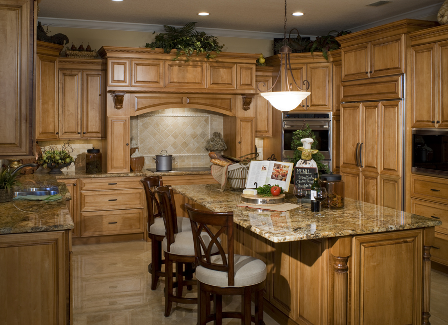 Tuscan Kitchen Design Ideas 2016-2017