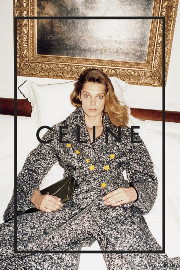 Winter Celine ad campaign collection pictures