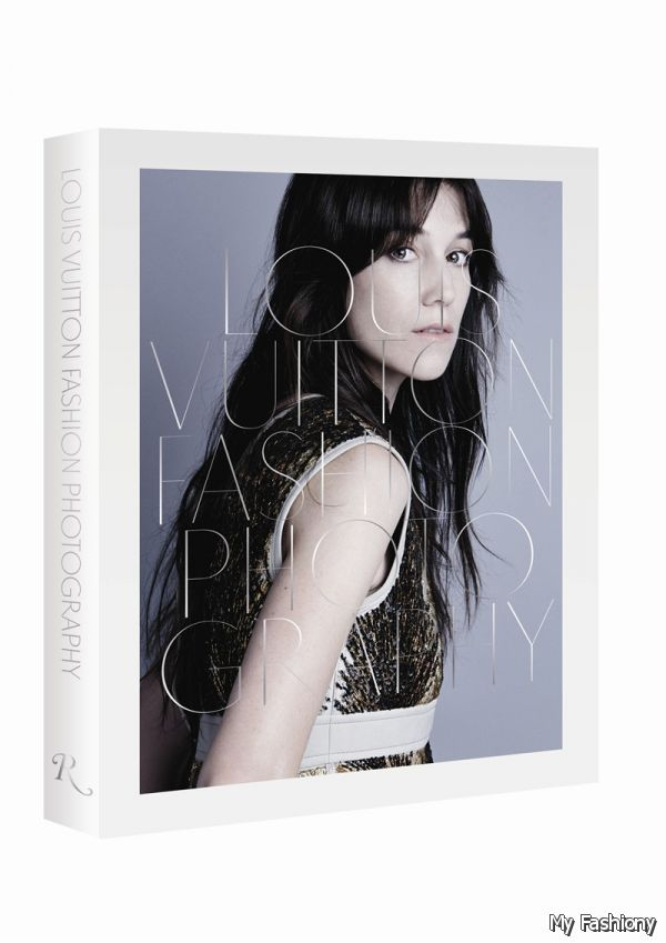 Fashion style Vuitton louis fashion photography book release for lady