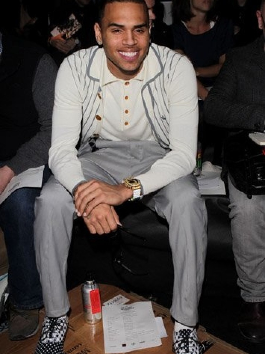 Chris Brown Dressing Style 2015 2016 Fashion Trends 2016