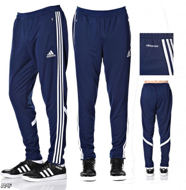 Adidas Soccer Pants Blue | Shopping Guide. We Are Number ...