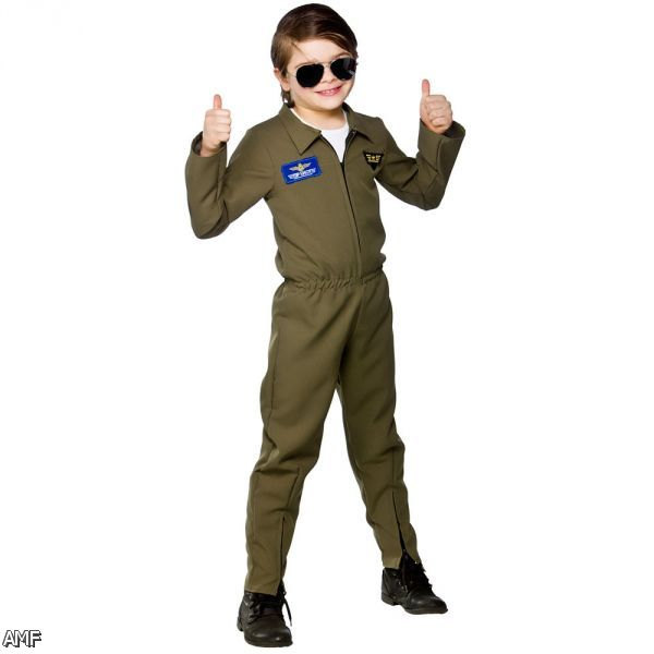 Air Force Pilot Uniform 2015-2016 | Fashion Trends 2016-2017