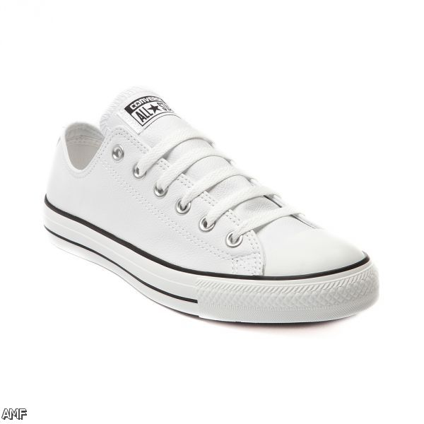 Converse CT All Star Ox Collar Studs Off White Womens Trainers