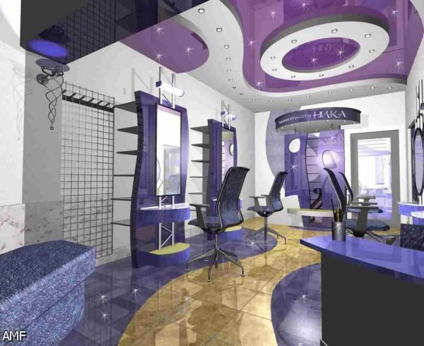 Beauty salon design ideas pictures 2015 2016 fashion for Hair salons designs ideas