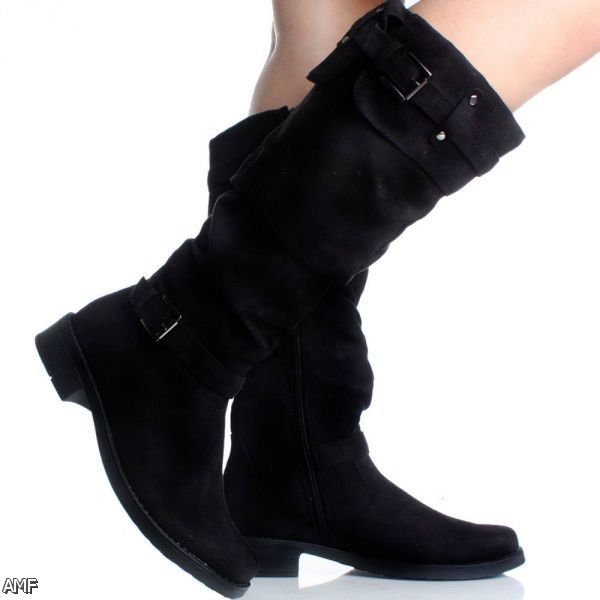 Amazing Womens Black Winter Boots Mirak Thaw Ladies Winter Snow Boot  Womens