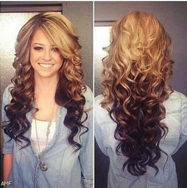 Blonde And Brown Hair Color 2015-2016 | Fashion Trends 2015-2016