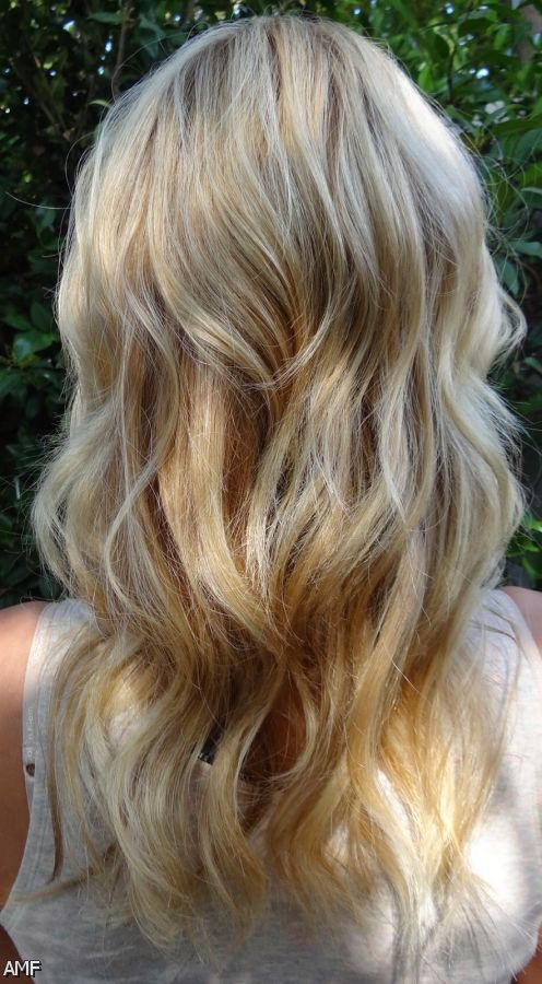 Blonde Hair With Brown Highlights Tumblr 2015 2016