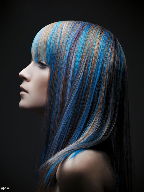 Blue Hair Highlights Tumblr Shopping Guide We Are Number One Where To Buy Cute Clothes