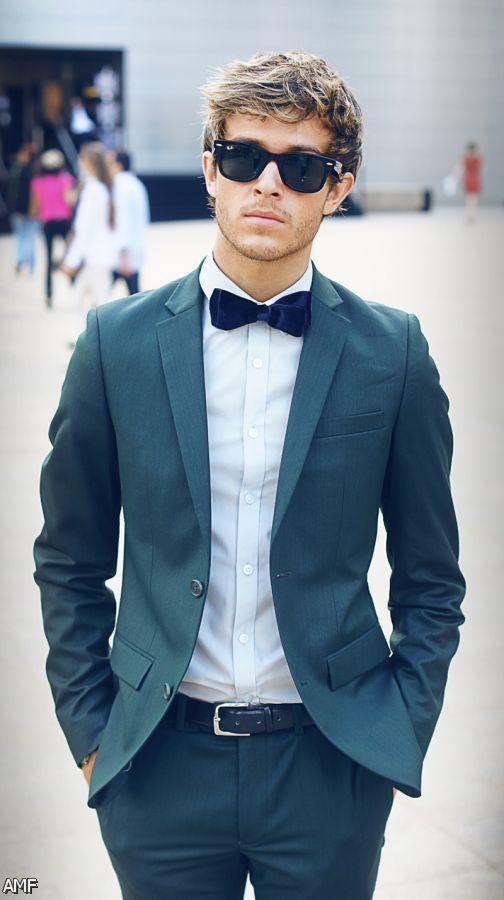 bow ties suits 2015 2016 fashion trends 2016 2017