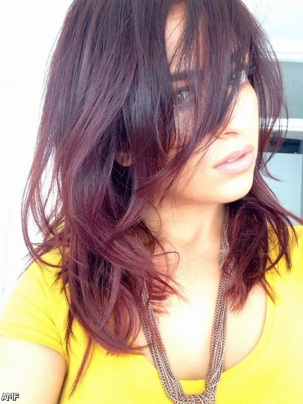 Brown Hair With Colored Tips Shopping Guide We Are