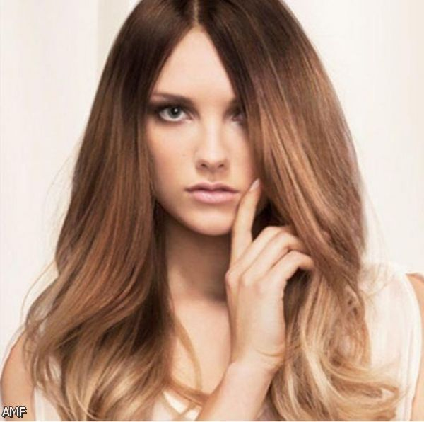 Brown To Blonde Ombre Hair 20152016  Fashion Trends 20162017
