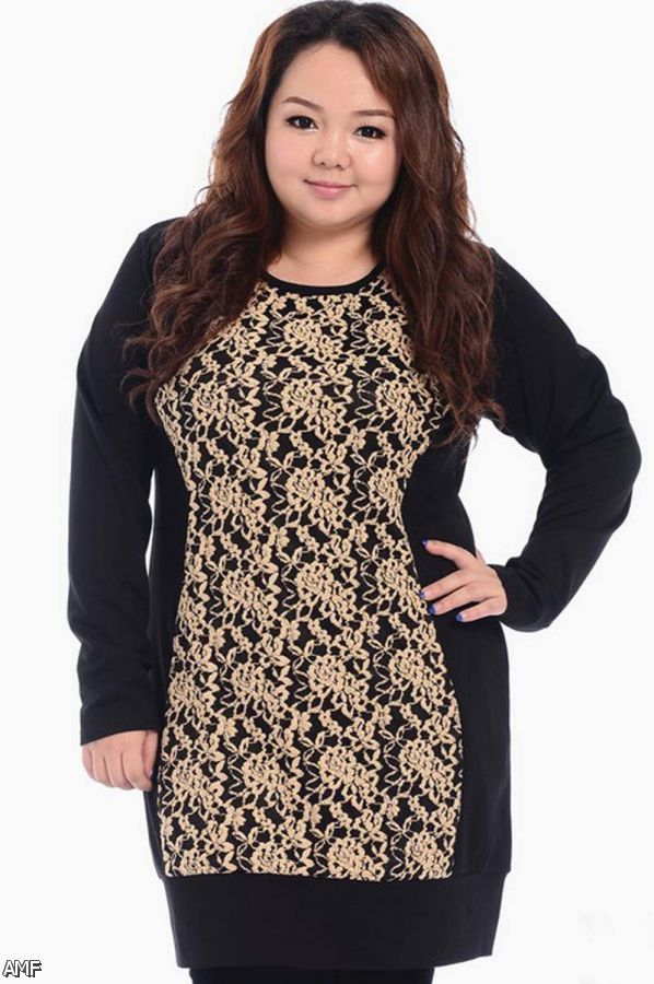Business Casual Dress For Plus Size Women 2015-2016
