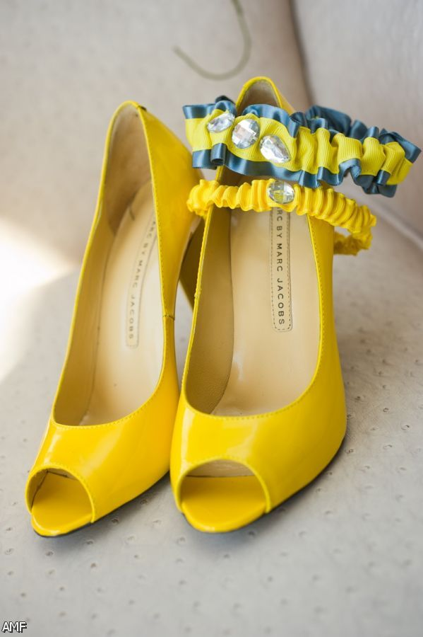 Canary Yellow Wedding Shoes 2015-2016 | Fashion Trends ...