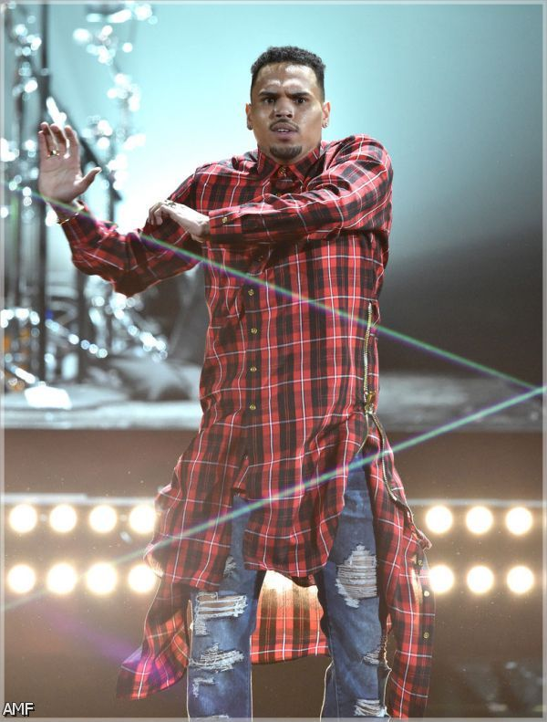 Outfits Chris Brown 2015