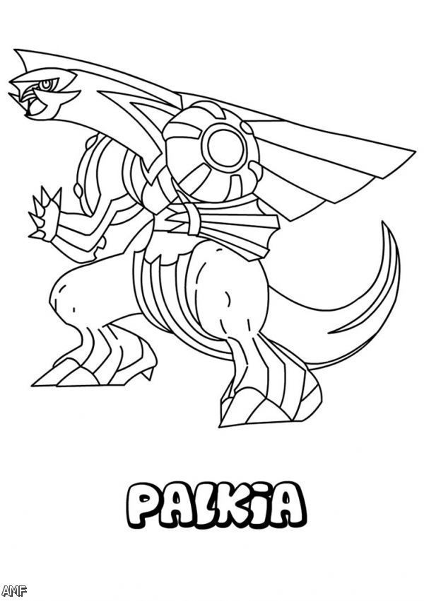 pokemon character coloring pages - photo#8