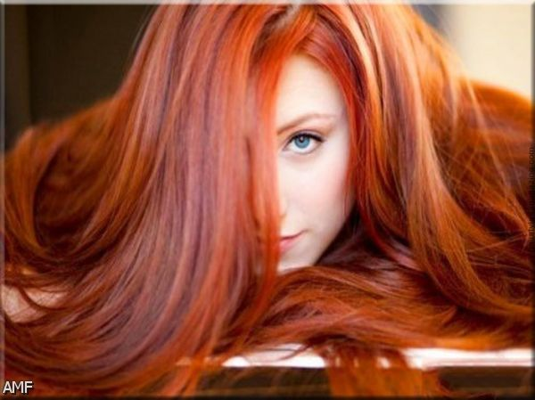 copper red hair color dye 2015 2016 fashion trends 2016 2017