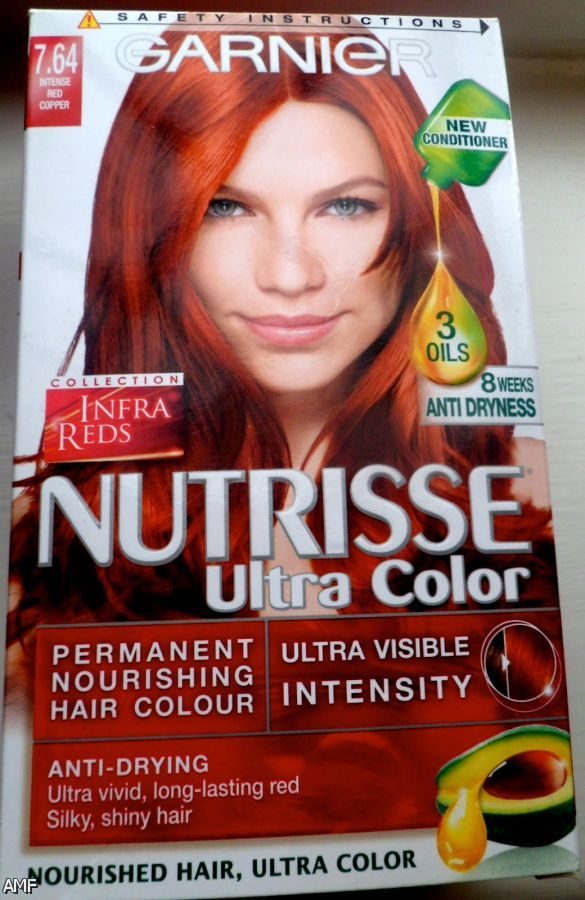 Copper Red Hair Color Dye Shopping Guide We Are Number