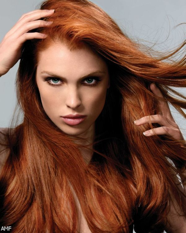 Copper Red Hair Color Dye 20152016  Fashion Trends 20162017