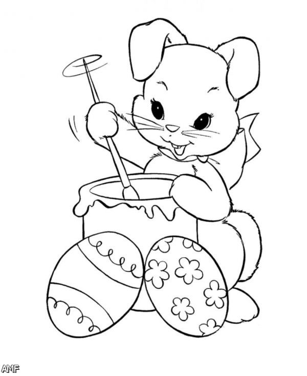 coloring pages of cute baby bunnies | Cute Baby Bunny Coloring Pages 2015-2016 | Fashion Trends ...